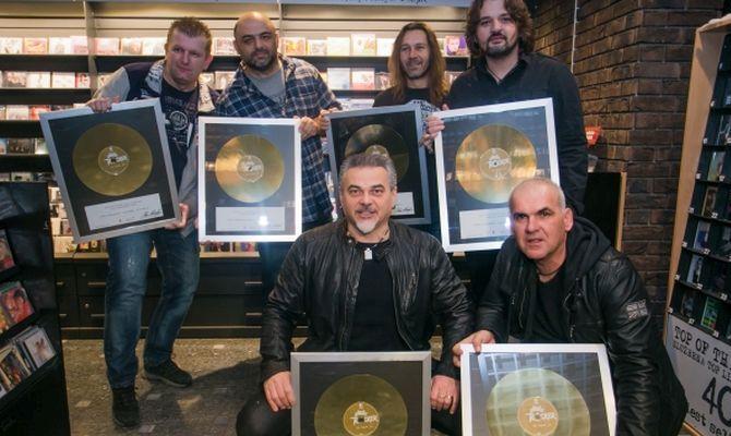 Općoj opasnosti dodijeljeno priznanje za zlatnu nakladu albuma 'Rocker… To sam ja'