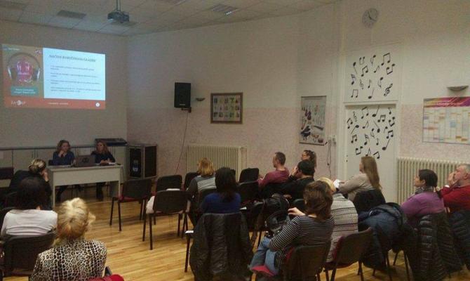 Održana prezentacija za profesore i nastavnike glazbenih škola