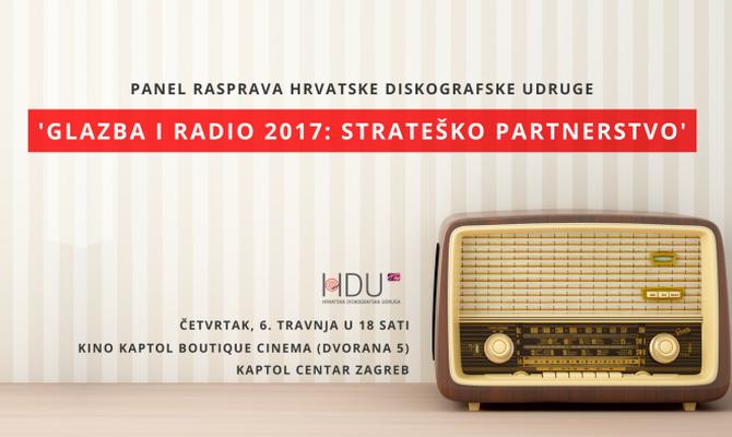 Kako glazbena industrija i radio mogu naći zajednički jezik u 2017. godini?