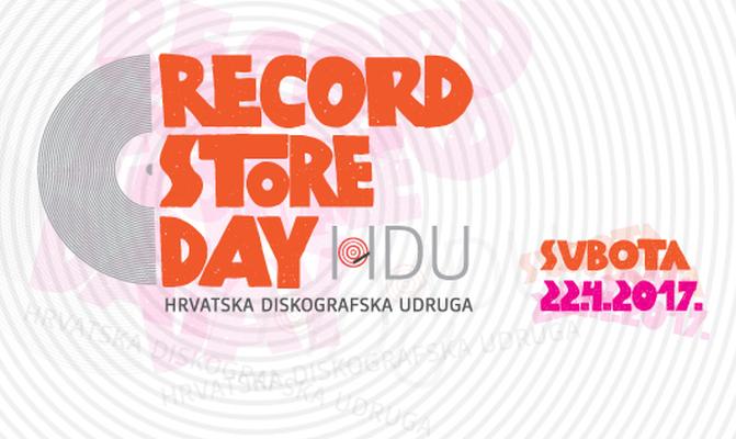 Hrvatski diskografi i ove godine obilježavaju Dan prodavaonica ploča