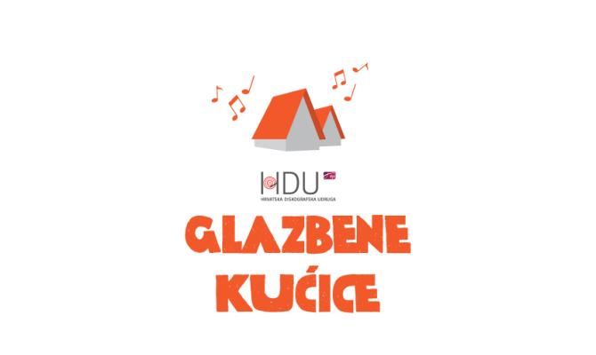HDU Glazbene kućice stižu na Cvjetni trg