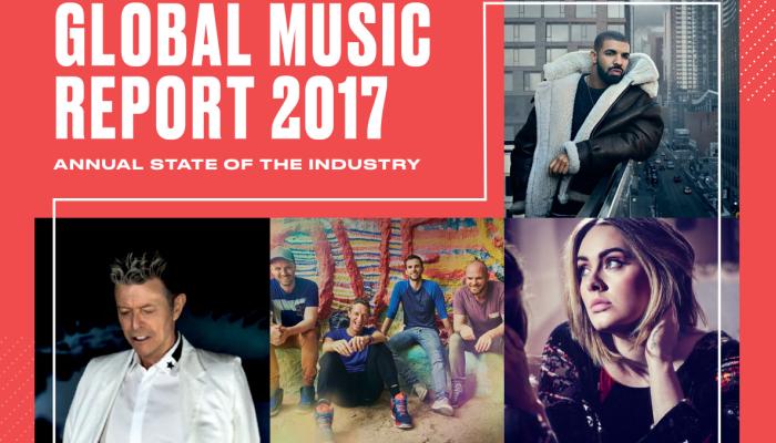 Streaming donio svjetskoj diskografskoj industriji prvi rast u 10 godina