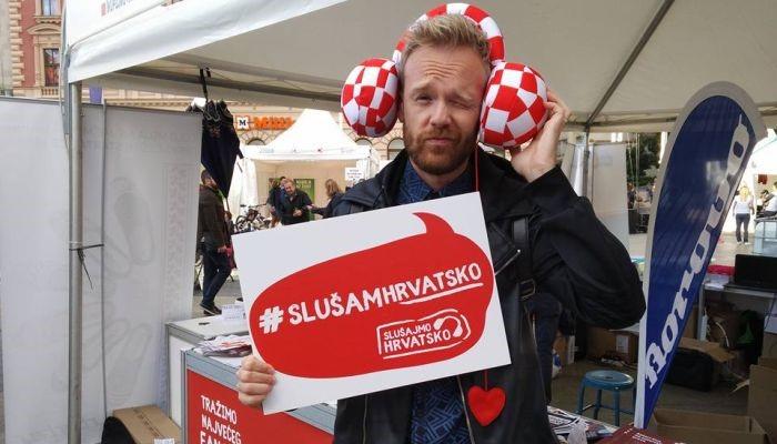 """HDU i ZAPRAF u akciji """"Kupujmo hrvatsko"""""""