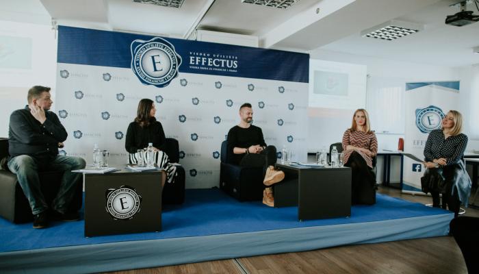 Na Visokom učilištu Effectus održan forum na temu autorskog i srodnih prava