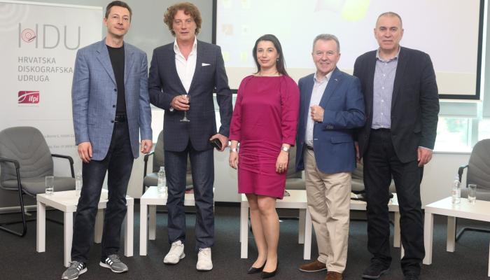 Predstavljeno prvo Istraživanje o navikama slušanja glazbe u Republici Hrvatskoj