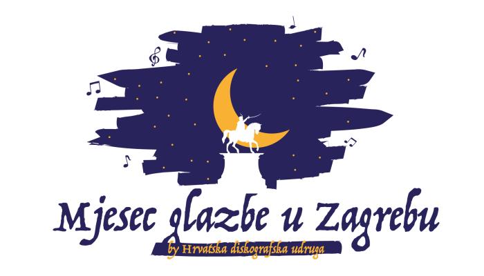 Hrvatska diskografska udruga najavljuje drugi 'Mjesec glazbe u Zagrebu'
