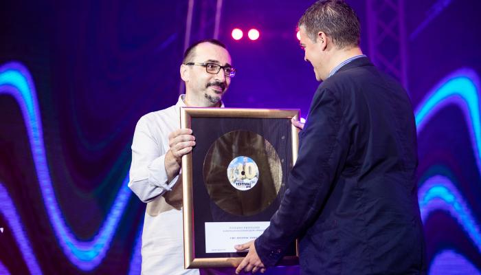 CMC festivalu dodijeljeno posebno priznanje Hrvatske diskografske udruge