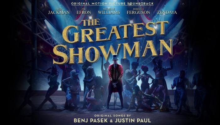 """""""The Greatest Showman"""" proglašen najprodavanijim albumom 2018. godine"""