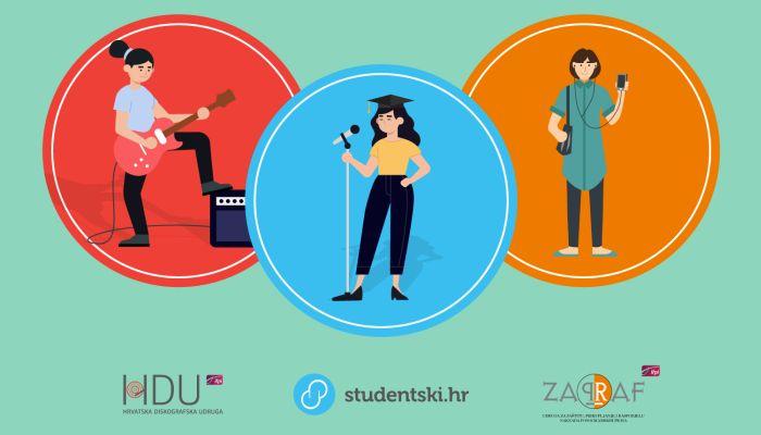 Mladi u Hrvatskoj slušaju glazbu do nekoliko sati dnevno, međutim – još uvijek postoji nedostatak digitalnih glazbenih servisa