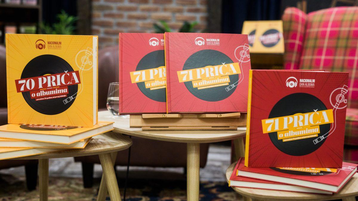 Albumi koji su utjecali na razvoj domaće diskografije predstavljeni u novom izdanju knjige priča o albumima
