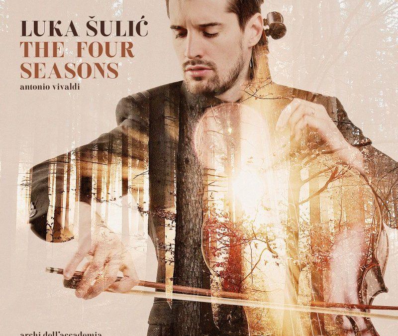 """Luka Šulić objavio album """"Vivaldi:The Four Seasons"""""""