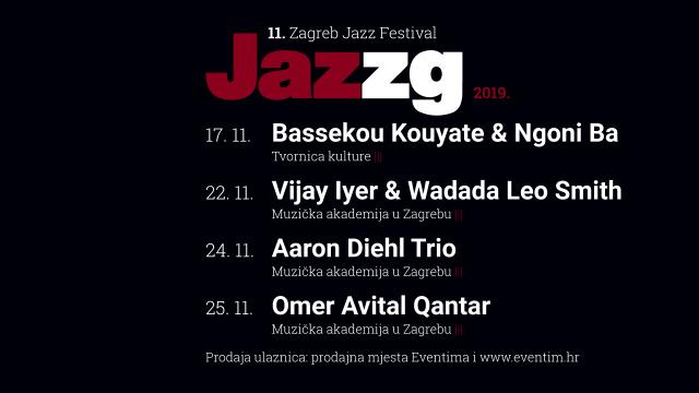 Vraća se Zagreb Jazz Festival-vrhunski jazz i afro-rock groove s Malija!