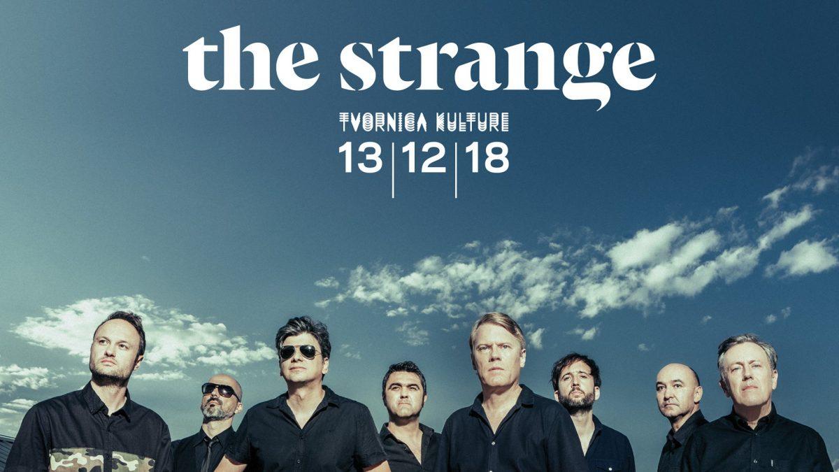 The Strange – koncertna promocija albuma 'Echo Chamber'