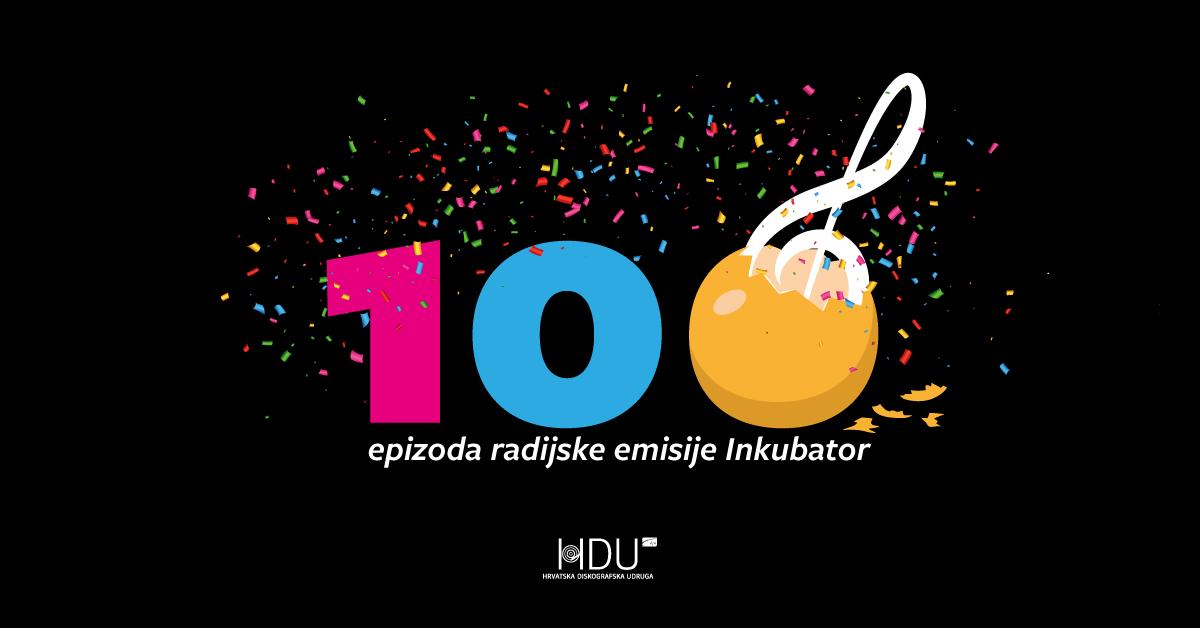 """Već 100 epizoda """"slušamo se"""" u Inkubatoru dobre glazbe"""
